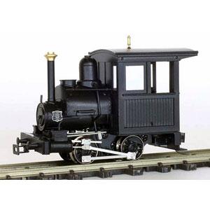 [鉄道模型]ワールド工芸 (HOナロー) 上野(こうづけ)鉄道 5号機 ポーターサドルタンク 組立キット リニューアル品