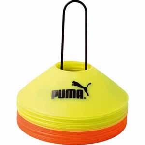 PJ-052825-01 プーマ サッカー マーカーセット (20)(フローイエロー) PUMA(プーマ)