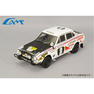 1/43 三菱 ランサー 1600 GSR #8 サファリラリー ウィナー 1976年【C43071】 CAM@