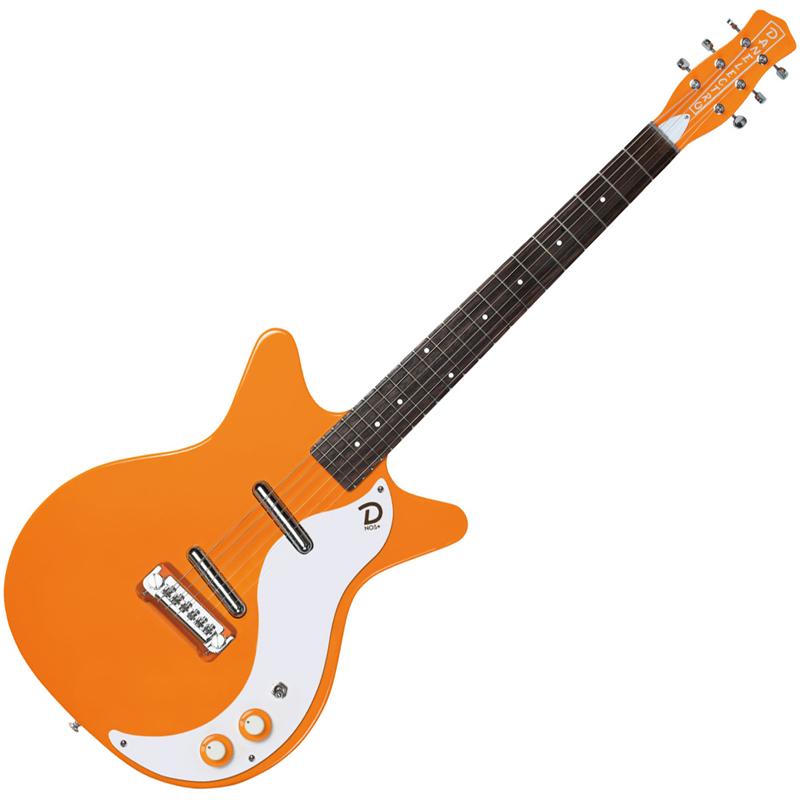 59-M NOS+ ORG ダンエレクトロ エレキギター(オレンジアデリック) Danelectro 59