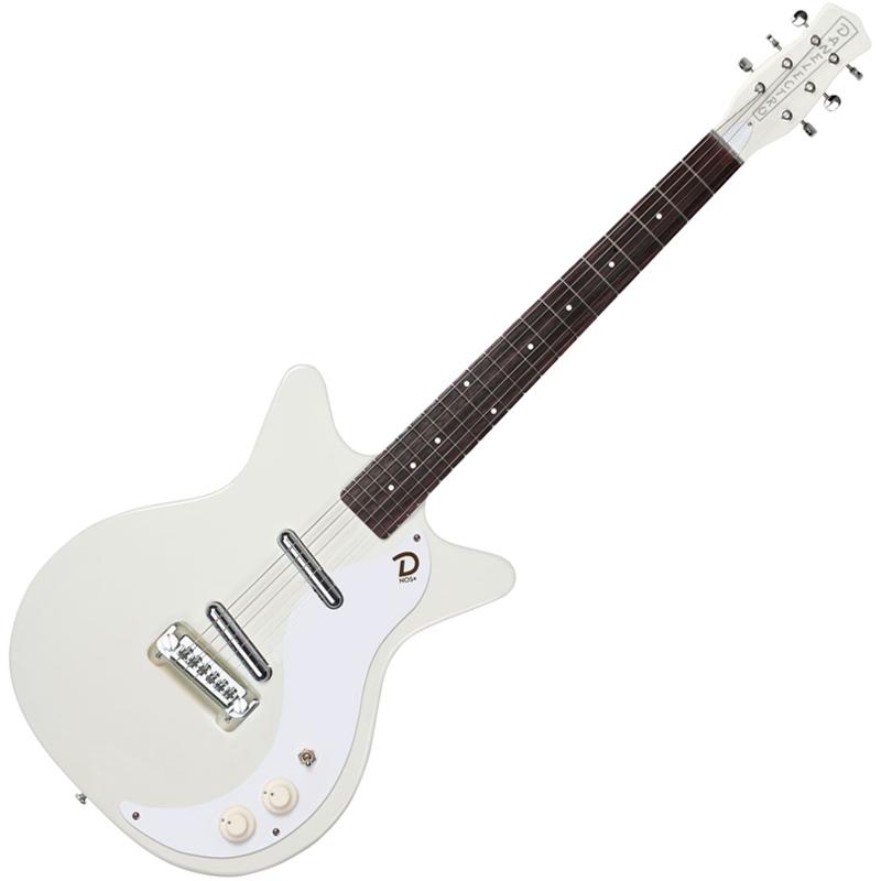 59-M NOS+ WHT ダンエレクトロ エレキギター(アウタサイトホワイト) Danelectro 59