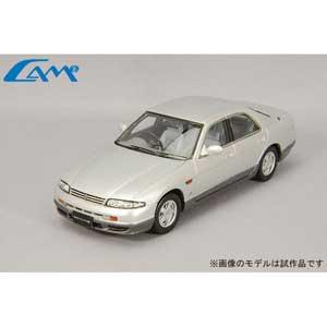 1/43 日産 スカイライン GTS 25t (R33) 4ドアセダン 1993年型 スパークシルバーツートン【C43068】 CAM@