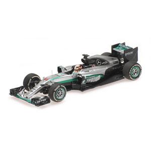 1/43 メルセデス AMG ペトロナス フォーミュラ1 チーム F1 W07 ハイブリッド ルイス・ハミルトン 中国GP 2016【417160244】 ミニチャンプス