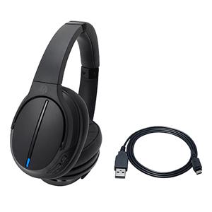 ATH-DWL550R オーディオテクニカ ATH-DWL550専用 増設用デジタルワイヤレスヘッドホン audio-technica
