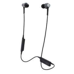 ATH-CKR75BT-GM オーディオテクニカ Ver.4.1 Bluetooth対応ワイヤレスヘッドセット(ガンメタリック) audio-technica