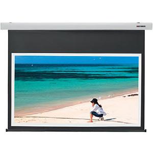 SES-90HDWA/W キクチ 電動スクリーン・Stylist-ES90インチ(16:9)ホワイトマットアドバンススノーホワイト KIKUCHI