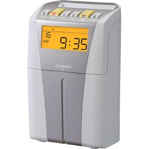 TIMEPACK3-100 アマノ 勤怠管理ソフト付タイムレコーダー タイムレコーダー