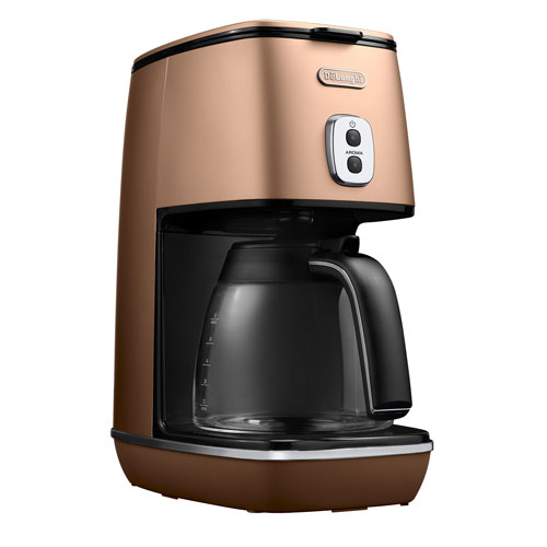 ICMI011J-CP デロンギ コーヒーメーカー スタイルコッパー DeLonghi ディスティンタコレクション