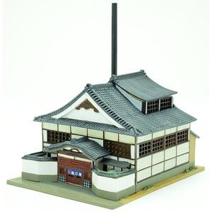 公式ストア 鉄道模型 トミーテック N 建物コレクション034-3 銭湯3 人気ブランド