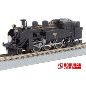 [鉄道模型]六半 (Z) T019-5 C11形蒸気機関車 207号機 東武鉄道 SL「大樹」タイプ