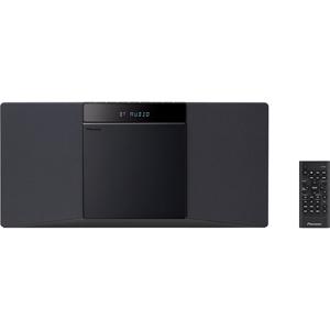 X-SMC02-B パイオニア Bluetooth対応 USB端子搭載 CDミニコンポ(ブラック) Pioneer