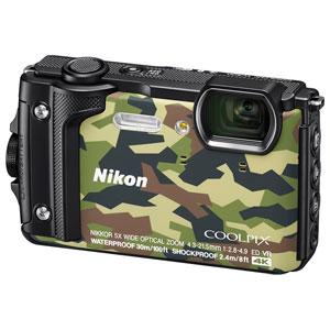 W300GR ニコン デジタルカメラ「COOLPIX W300」(カムフラージュ)