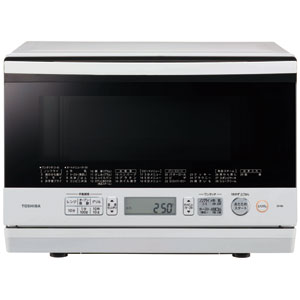 ER-R6-W 東芝 簡易スチームオーブンレンジ 23L グランホワイト TOSHIBA 石窯オーブン