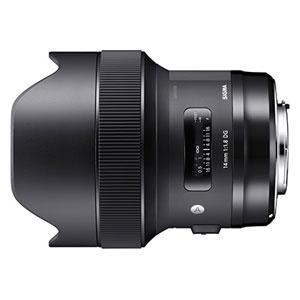14MMF1.8_DG_HSM_A_EO シグマ 14mm F1.8 DG HSM ※キヤノンEFマウント用レンズ(フルサイズ対応)