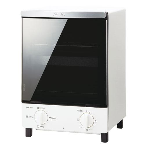 AQT-WT12-W アクア オーブントースター ホワイト AQUA [AQTWT12W]