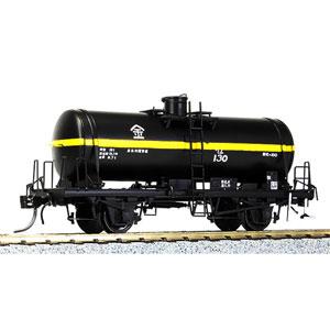 [鉄道模型]ワールド工芸 (HO)16番 国鉄 ミム100形 水運車 (黄帯付きタイプ) 塗装済完成品 【特別企画品】