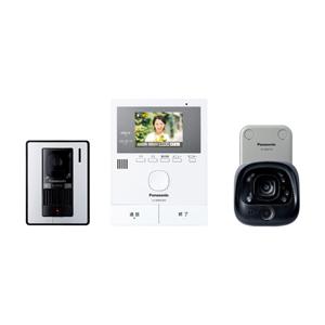 VL-SVD302KLC パナソニック カラーテレビドアホン Panasonic どこでもドアホン