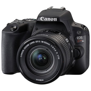 EOSKISSX9LK-BK キヤノン デジタル一眼レフカメラ「EOS Kiss X9」EF-S18-55 IS STM レンズキット(ブラック)