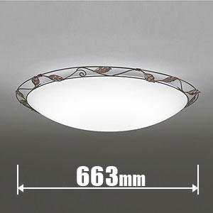OL251455 オーデリック LEDシーリングライト【カチット式】 ODELIC