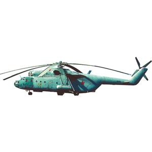 1/72 ミルMi-22フック空中指揮ヘリコプター【AM72149】 Aモデル [AM72149 ミルMi-22]【返品種別B】