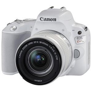 EOSKISSX9LK-WH キヤノン デジタル一眼レフカメラ「EOS Kiss X9」EF-S18-55 IS STM レンズキット(ホワイト)