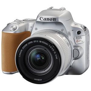 EOSKISSX9LK-SL キヤノン デジタル一眼レフカメラ「EOS Kiss X9」EF-S18-55 IS STM レンズキット(シルバー)