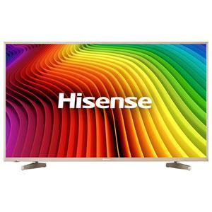 (標準設置料込_Aエリアのみ)HJ43N5000 ハイセンス 43V型地上・BS・110度CSデジタル 4K対応 LED液晶テレビ (別売USB HDD録画対応) Hisense SMART