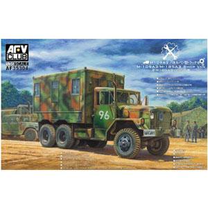 【再生産】1/35 M109A3 パネルバン型カーゴトラック【FV35304】 AFVクラブ