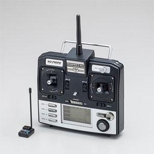 ESPRIT-4 KR-415FHDショートアンテナ付き 送受信機セット【10706】 近藤科学