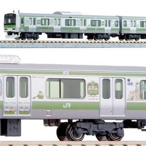 [鉄道模型]カトー (Nゲージ) 10-1399 E231系500番台「すみっコぐらし×やまのてせん」ラッピングトレイン 11両セット【特別企画品】