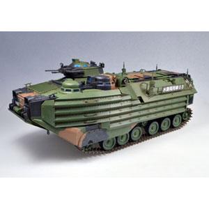 【再生産】1/35 AAV7 A1 RAM/RS 陸上自衛隊水陸両用車 童友社