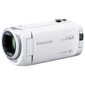 HC-W585M-W パナソニック デジタルビデオカメラ「HC-W585M」(ホワイト)