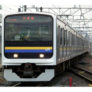 [鉄道模型]トミックス 【再生産】(Nゲージ) 98628 209-2100系通勤電車(房総色・6両編成)セット