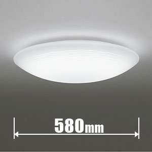 OL251417 オーデリック LEDシーリングライト【カチット式】 ODELIC [OL251417]