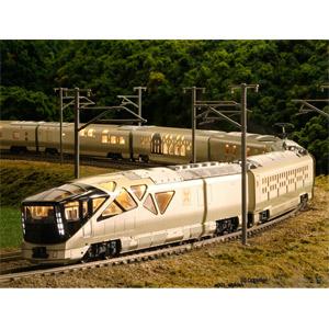 [鉄道模型]カトー (Nゲージ) 10-1447 E001形 TRAIN SUITE 四季島 (10両セット) 【特別企画品】