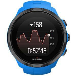 SS022663000 スント スマートウォッチ Suunto Spartan Sport Wrist HR Blue【返品種別B】
