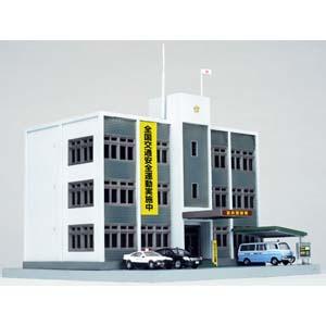 鉄道模型 スーパーSALE セール期間限定 トミーテック N 094-2 警察署2 建物コレクション 発売モデル