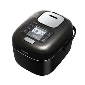 SR-JW057-KK パナソニック 可変圧力IHジャー炊飯器(3合炊き) シャインブラック Panasonic Wおどり炊き