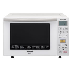 NE-MS234-W パナソニック 簡易スチームオーブンレンジ 23L ホワイト Panasonic エレック