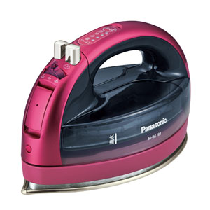 NI-WL704-P パナソニック コードレススチームアイロン(ピンク) Panasonic カルル