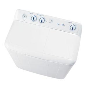 (標準設置料込)JW-W65E-W ハイアール 6.5kg 2槽式洗濯機 ホワイト Haier