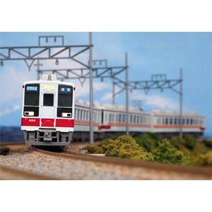 [鉄道模型]グリーンマックス (Nゲージ) 30672 東武6050系 更新車 新ロゴマーク付き 基本4両編成セット(動力付き)