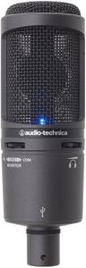 AT2020USB+ オーディオテクニカ USBコンデンサーマイクロホン audio-technica