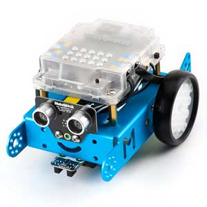 STEM教育用ロボットキット mBot V1.1-Blue(Bluetooth Version) Makeblock