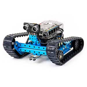 STEM教育用ロボットキット mBot Ranger Robot Kit(Bluetooth Version) Makeblock