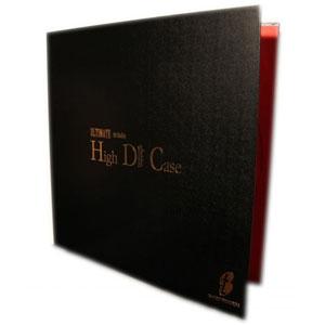 HDCA-001 ティートックレコーズ 音質改善ディスクケースアナログレコード用 T-TOC RECORDS High Definition Case