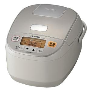 NL-DS18-WA 象印 マイコン炊飯ジャー(1升炊き) ホワイト ZOJIRUSHI
