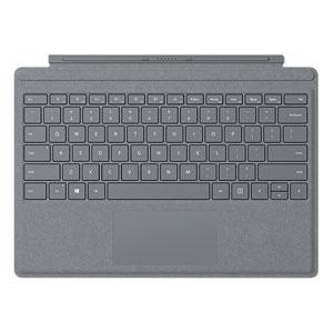 FFP-00019(PR-TPCV/PL マイクロソフト Surface Pro タイプカバー 日本語キーボードレイアウト(プラチナ) Surface Pro Signature Type Cover