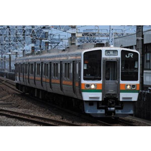 [鉄道模型]グリーンマックス 【再生産】(Nゲージ) 30686 JR211系5000番台(LL編成)基本3両編成セット(動力付き)