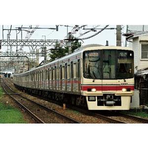 [鉄道模型]グリーンマックス (Nゲージ) 30689 京王8000系(大規模改修車・8703編成)増結用中間車4両セット(動力無し)